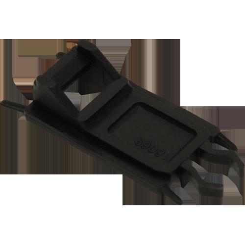 Arraste Acionador do Defletor (Teto Solar) - Dianteira (Plástico) Audi (Diversos)