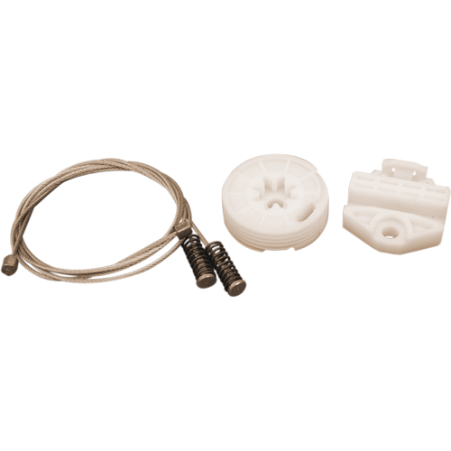 Kit para Máquina de Vidro Elétrico - Porta Traseira Corsa