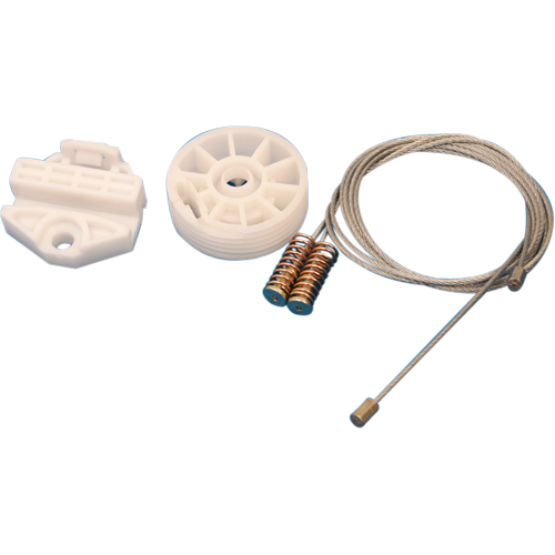 Kit para Máquina de Vidro Elétrico - Porta Traseira Astra