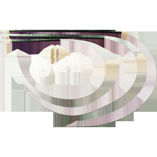 Kit para Máquina de Vidro Elétrico - Porta Dianteira Golf 98/...