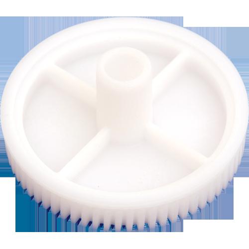 Engrenagem do Motor Vidro Elétrico - Bosch Antigo (Cabeça Branca) Santana