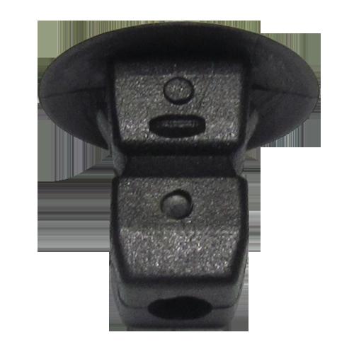 Bucha de Expansão do Para-lama Golf 4 - New Beetle 99/05 - Polo 02/... - Jetta Variant 08/... N.908338.01