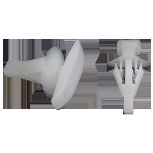 Clipe da Borracha de Vedação - (Portas e Churrasqueira) Corolla 92/13 - Hilux 04/12 - RAV4 94/12 67867-12150